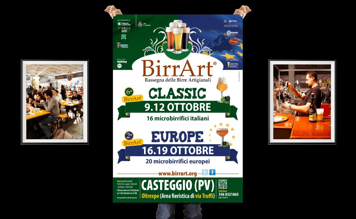 BirrArt – Rassegna delle birre artigianali a Casteggio