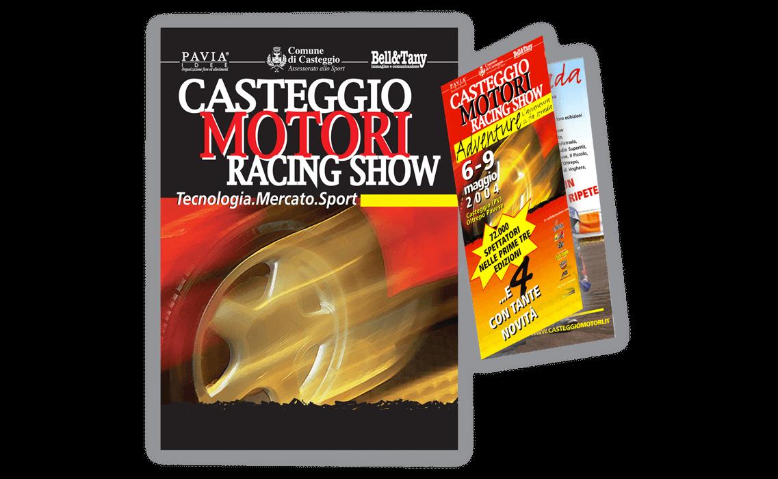 Casteggio Motori Racing Show - comunicazione a 360°