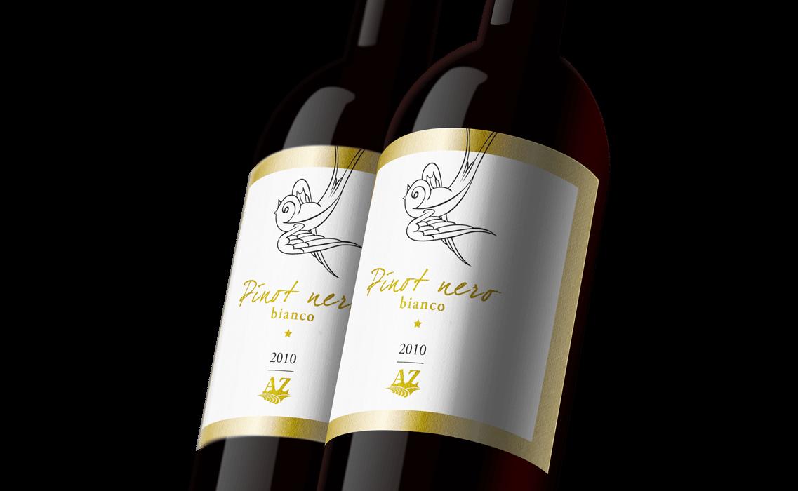 Etichette Vino per AZ